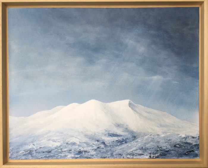Blencathra, White Giant